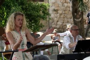 Nine de Montal et David Lévi: Alice au pays des merveilles