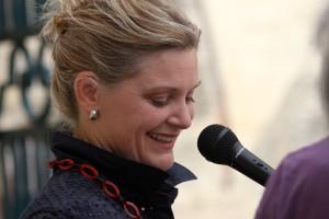 ouverture festival: Valérie Manissol, conseillère départementale