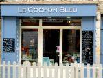 librairie restaurant le Cochon Bleu à Lectoure