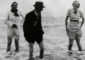 bains de mer 1936