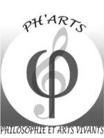 Logo association Ph'Arts, café Philo Fleurance Lectoure